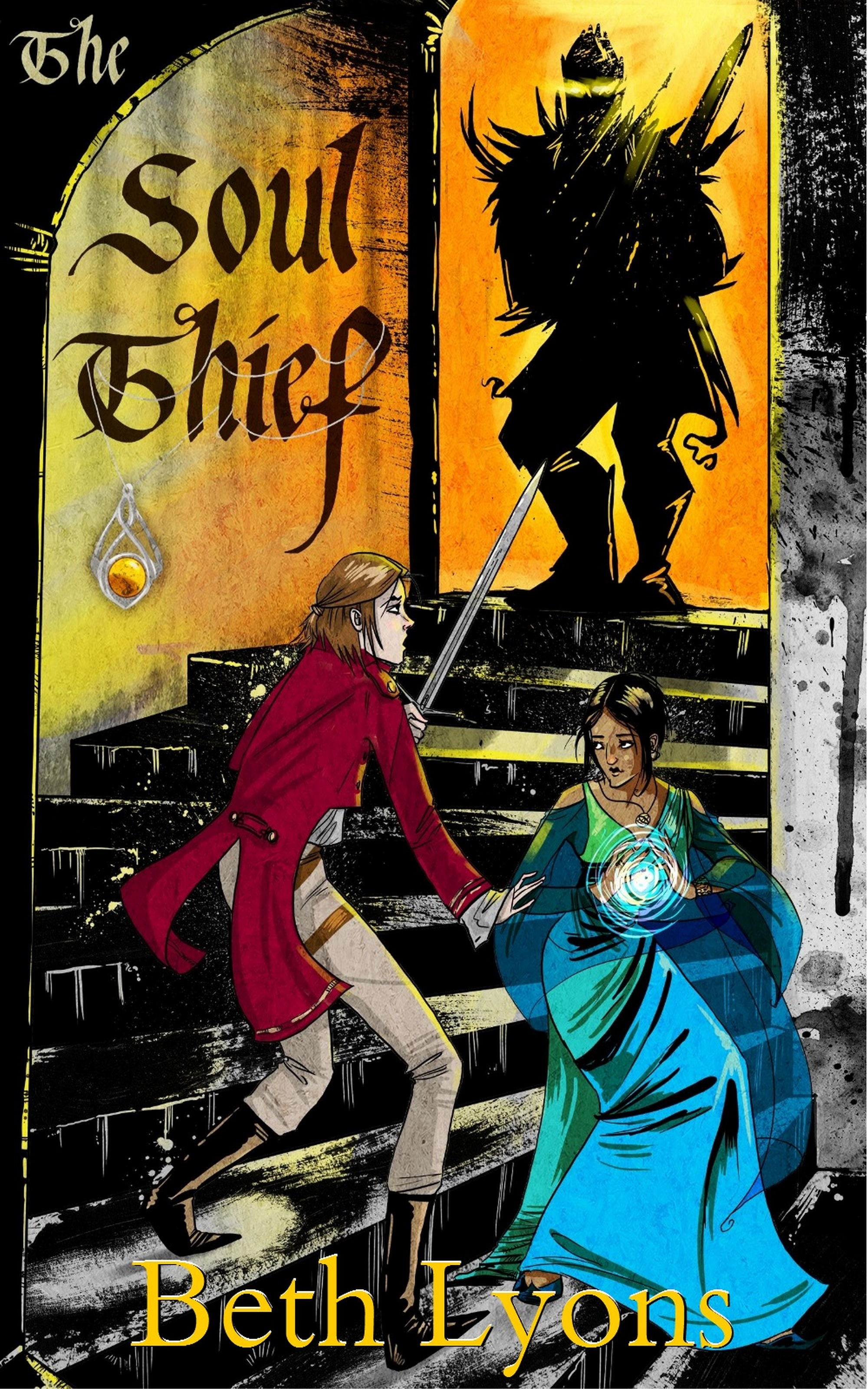 Soul Thief cover large